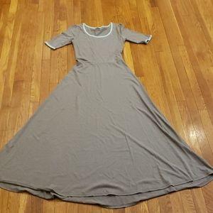 """LuLaRoe """"Ana"""" Maxi Dress"""